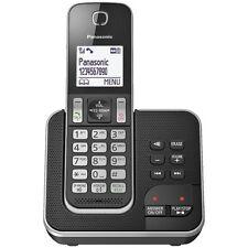 KXTGD320ALB Panasonic - Digital Cordless Phone & Answering System