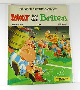 Asterix bei den Briten,  Großer Asterix - Band VIII