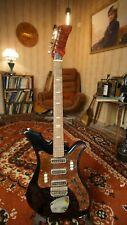 Aelita USSR vintage soviet Electric Guitar