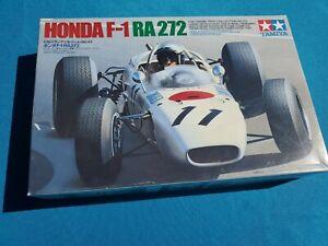 VIN Tamiya Automotive Model 1/20 Car Honda F-1 RA272 Scale Model Kit Hobby 20043