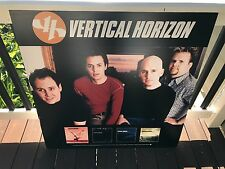 Vertical Horizon Promo Foam Core Poster 36X36 Scarce Poster In Store Display