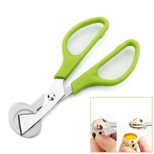 Cracker Quail Egg Pigeon scissor Cutter Blade Clipper Kitchen Tool Cigar Opener