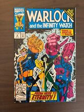 Warlock and the Infinity Watch 9 High Grade Marvel Comic C42-42