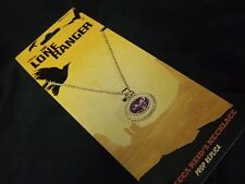 NEW The Lone Ranger Rebecca Reid's Necklace Pendant Prop Replica Jewelry Disney