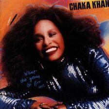 Chaka Khan - What Cha Gonna Do For Me [CD]