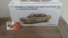 1:18 Biante LH L34 Torana #05 Peter Brock 1975 Sandown 250 Winner