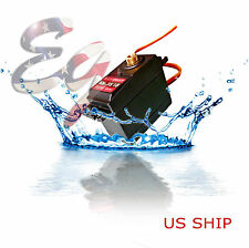 K2 Waterproof High Torque Metal Gear RC Servo motor airplane helicopter boat car