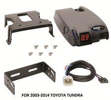 2003-2014 TOYOTA TUNDRA DRAW-TITE TRAILER BRAKE CONTROL + WIRING + BRACKET NEW