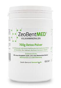 ZeoBent MED® detox powder 700g