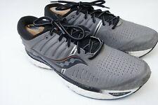 Saucony Hurricane 22 Running Shoes Gray Men Size 11