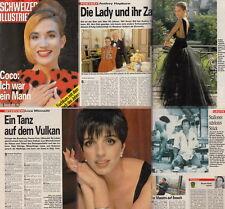 Schweizer Ill Sylvester Stallone,Audrey Hepburn,Liza Minnelli,Ilona Staller