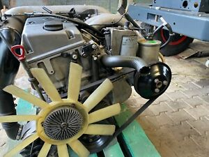 Motor Mercedes-benz  G W463 / E-300 W210 Motor OM-606 100KW 136PS 6 zylinder