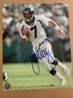 John Elway Hand Signed Autographed 8x10 Photo COA Denver Broncos HOF