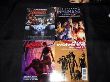 Lot of 40 2-SIDED MINI PROMO POSTERS GWENPOOL DOCTOR STRANGE WOLVERINE