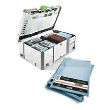 Festool Schleifpapier-Systainer Gr.2 79-teilig Granat HSM-SYS 202510