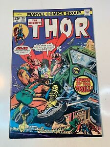 The Mighty Thor (Vol 1) #237 Ulik VF/NM White Pages