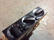 Mitsubishi Shogun Pinin Heater Control Panel