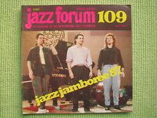 JAZZ FORUM polish 109 CHICK COREA urszula dudziak JAZZ JAMBOREE 1987