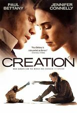 BRAND NEW DVD // Creation //  Paul Bettany Jennifer Connelly // CHARLES DARWIN