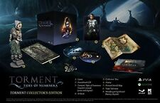 TORMENT: TIDES OF NUMENERA COLLECTOR'S EDITION XBOX ONE NEW SEALED ENGLISH