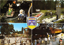 AK, Rust Baden, Europa-Park, vier Abb., Version 1, um 1986