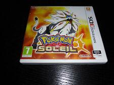 POKEMON SOLEIL Jeu pour Console Nintendo 3DS Et 2ds version FR