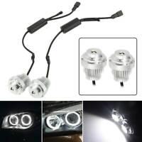 For BMW 5-Series E60 E61 LCI 20W No Error LED Angel Eyes Halo Ring Light Bulb UK