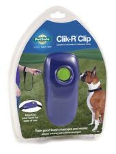 PetSafe Clik-R™ Clip Pet Clicker Dog Training Leash Attachment Tool