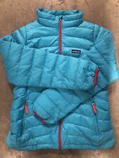 Aqua Blue Patagonia Jacket, Kids Size XXL