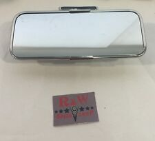 Hot Rod Rat Rod Custom Universal Interior Rearview Mirror Classic Antique