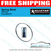ALLSTAR Spring Steel 40ft Roll  - 23110
