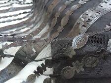 Faux Leather on Mesh (per metre) 'Madonna B, dress fabric, jackets, womenswear