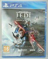 STAR WARS jeu vidéo Jedi Fallen Order Playstation 4 PS4 version Française Neuf