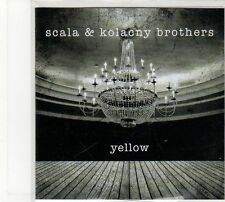 (FD81) Scala & Kolacny Brothers, Yellow - DJ CD
