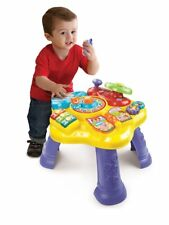 Kids Learning Table 6 Fun Activities Baby Toy Girls Boys Great Gift Colorful New