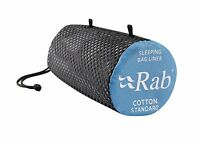 Rab 100% Cotton Sleeping Bag Liners - Standard Liner, Long and Mummy