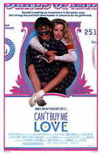 CAN'T BUY ME LOVE Movie Promo POSTER Patrick Dempsey Amanda Peterson