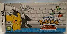 3ds Nintendo Pokémon Typing Keyboard And Game