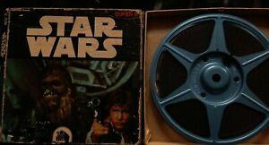 vintage star wars 8mm Film Reel