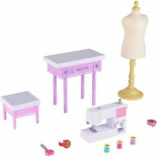 "My Life As Fashion Designer 11 Piece Play Set For 18"" Dolls - 5+ - NEW"