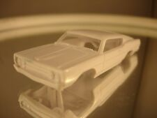 1968 Ford Torino GT T-Jet Body Unpainted AUTOWORLD AFX AURORA Slot Car Body