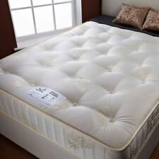 Excelsior Bed Mattress 4-Feet Double Spring Orthopaedic Cream Gold
