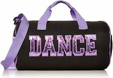Girls Dance Duffle Bag Purple Dance Purple