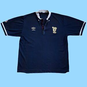 Scotland Football Shirt Jersey 1988 1990 Home Kit Umbro Vintage 90s 80s