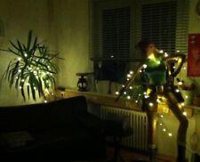 10x 50 LED Lichterkette Weihnachtskette Lichtkette Weihnachtsbaumbeleuchtung NEU