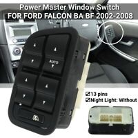 13 Pin Electric Power Master Window Switch Fits For Ford Falcon BA BF 2002~2008