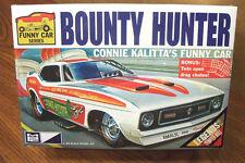 Mpc Bounty Hunter Connie Kalitta'S Funny Car 1/25 Scale Model Kit