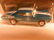 1999 Van De Kamps 1967 GTO blue w/ real riders LE rl RR