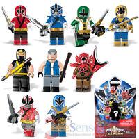 Mega Bloks Power Rangers Super Samurai Figure Series 2 - Random Pack