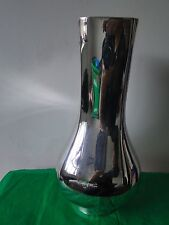 Art Deco Vase Sterling Silver, Italian Circa 1930, Great Shape, Great Sytle